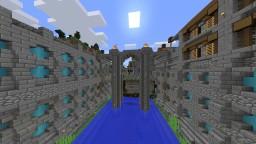 Stone Bridge and Walls Minecraft Map & Project