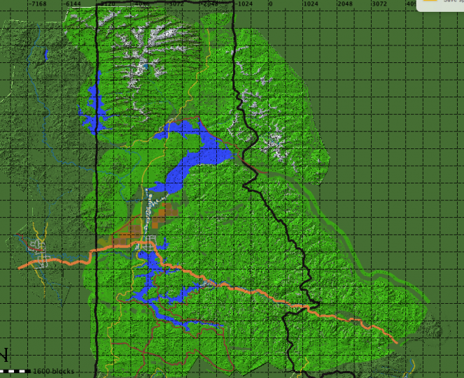 Northern Idaho Sandpoint, Lake Peind Oreille, C'ur D'Alene, I-90 and Lookout Pass