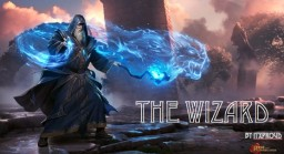 The Wizard Minecraft Map & Project