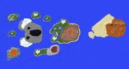 Koala Island Archipelago Minecraft Map & Project
