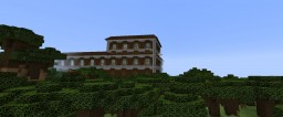 Coastal Mansion Minecraft Map & Project