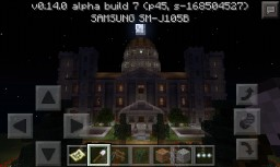 Palacio Supremo Minecraft Map & Project