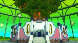 Dragon Ball XV2 - Time Nest Minecraft Map & Project