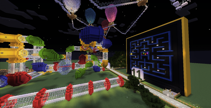 Even more mazes!