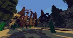 Prison Mines A-Z + Spawn ($2.50) Minecraft Map & Project