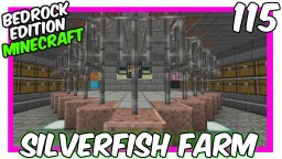 Elegant Silverfish Farm & End Portal Minecraft Map & Project