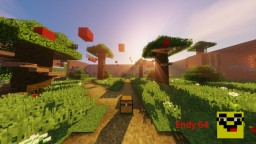 Endy 64 Minecraft Map & Project
