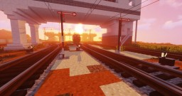 Rails of War map. by Glizdor Minecraft Map & Project