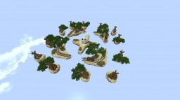 Skywars Map: Western Minecraft Map & Project