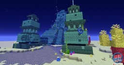 The temple of the sea | Minecraft 1.13 (Aquatic Update) Minecraft Map & Project