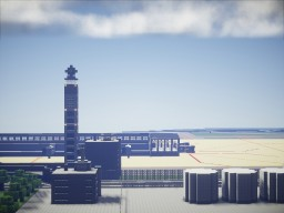 Kansai Airport Minecraft Minecraft Map & Project