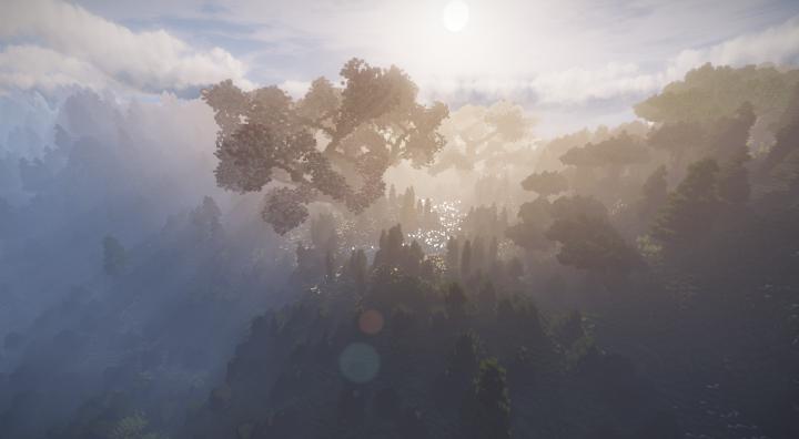 Popular Project : Island Beneath the Mist