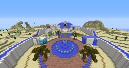 Phenac City Pokemon Colosseum XD Minecraft Map & Project