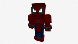 Spiderman Homecoming (Movie Suit) Amourer's Workshop Minecraft
