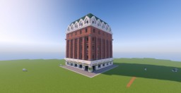 Groveland Daily Office Minecraft Map & Project