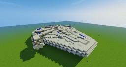 Millennium falcon from solo star wars movie Minecraft Map & Project