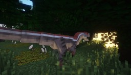 Velociraptor J.P./// (moved and improved from pre-release 2.0 to 2.1.3) Minecraft Map & Project