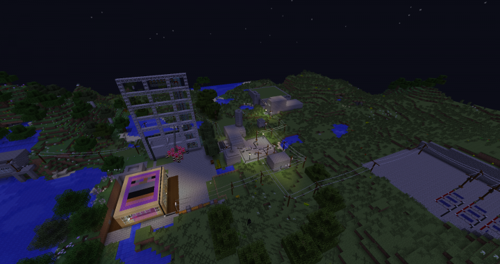 Build Massive Refineries!
