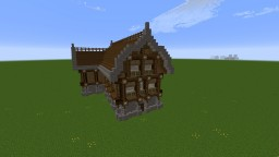 Medieval House Minecraft