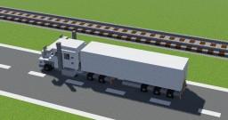 Cargo Truck Minecraft