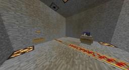 three-segment minecart rollercoaster Minecraft Map & Project