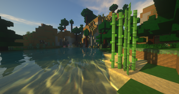 Popular Texture Pack : Smooth Land