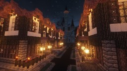 New Haven Alliance Spawn Minecraft Map & Project