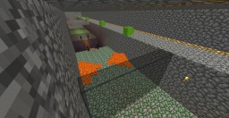 Dungeon Deathrun Minecraft Map & Project
