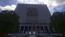 Pym Tech Headquarters - Marvel's Ant-Man(2015) Minecraft Map & Project