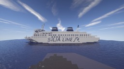Silja Line m/s Skandia (1973) Minecraft Map & Project
