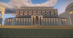 My current work - Constantinopolis Minecraft Map & Project
