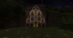 Erebor in minecraft project Minecraft
