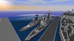 naval dock Minecraft