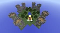 Vanilla Minecraft Paintball Minecraft Map & Project
