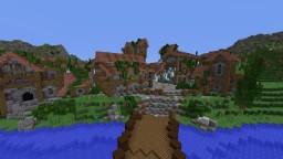 Neat Porttown Minecraft