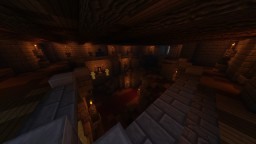 Horror Manor Minecraft Map & Project
