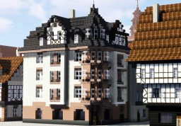 Zu den Karmelitern, Hanau, Germany Minecraft Map & Project