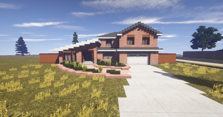 Popular Project : Mid-Century Modern House - Carlton | Blueprint