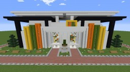 AnimeCraft - Shopping Center (1.12.2) [REBUILD] Minecraft Map & Project