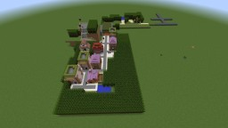 Pokemon - White Version 2, all of Unova Region Minecraft Map & Project