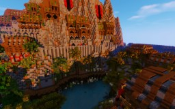 Realms of Drascus- Tumari Reign (The Lands of Yorhala) Minecraft Map & Project