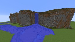 Cliff Castle Minecraft Map & Project