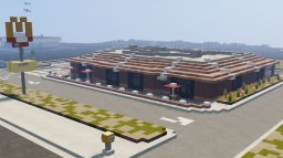 Eastern Midtown McDonald's | Artenia-MC Minecraft