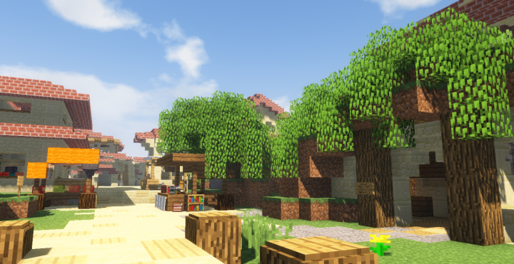 Popular Server Project : Community Bauevent Antike - Survival Projekt - Cubeside.de