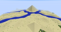 THE MOST EPIC PYRAMID LAYOUT! Minecraft Map & Project