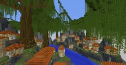 Jungle city project Minecraft Map & Project