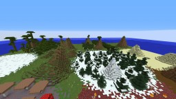 Miniture Minecraft Minecraft Map & Project