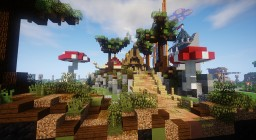 Swamp Themed Plot Minecraft
