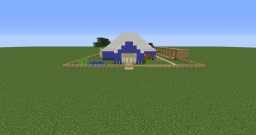 Dream House Minecraft Map & Project