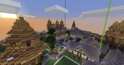 RetroLands   PvE - Towny - Survival   Minecraft Server